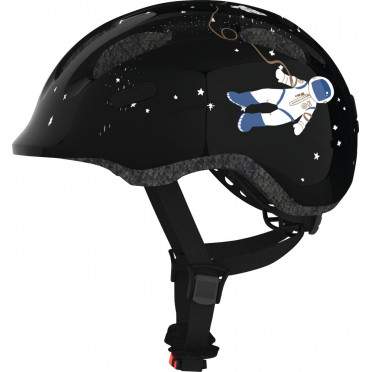 Casque Vélo Enfant ABUS Smiley 2.0 Black Space