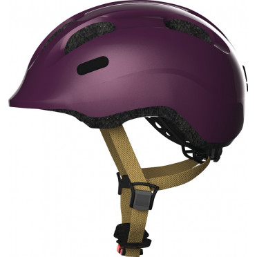 Casque Vélo Enfant ABUS Smiley 2.0 Royal Purple