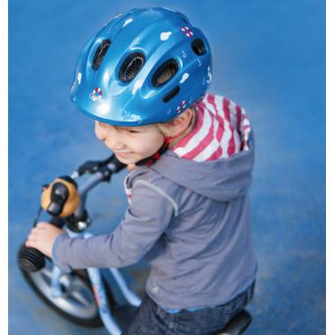 Casque Vélo Enfant ABUS Smiley 2.0 Royal Green