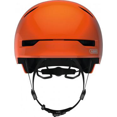 Casque Vélo Enfant ABUS Scraper Kid 3.0 Shiny Orange