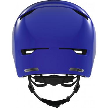Casque Vélo Enfant ABUS Scraper Kid 3.0 Shiny Blue