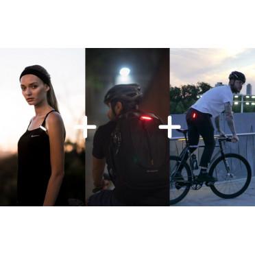 Combo Eclairage vélo KNOG Plus