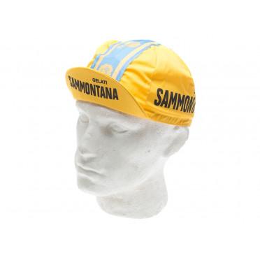 Casquette cycliste vintage - Gelati Sammontana