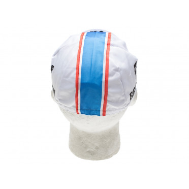 Casquette cycliste vintage - Brooklyn White