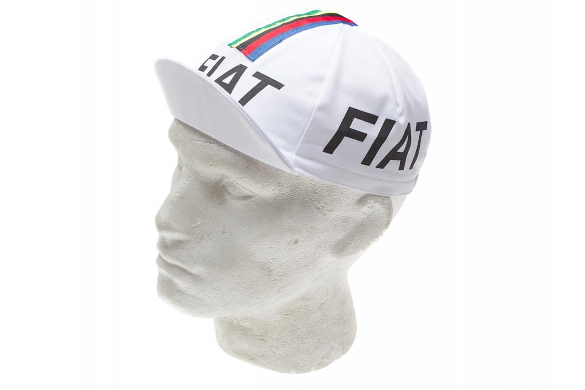 Casquette cycliste vintage - Fiat
