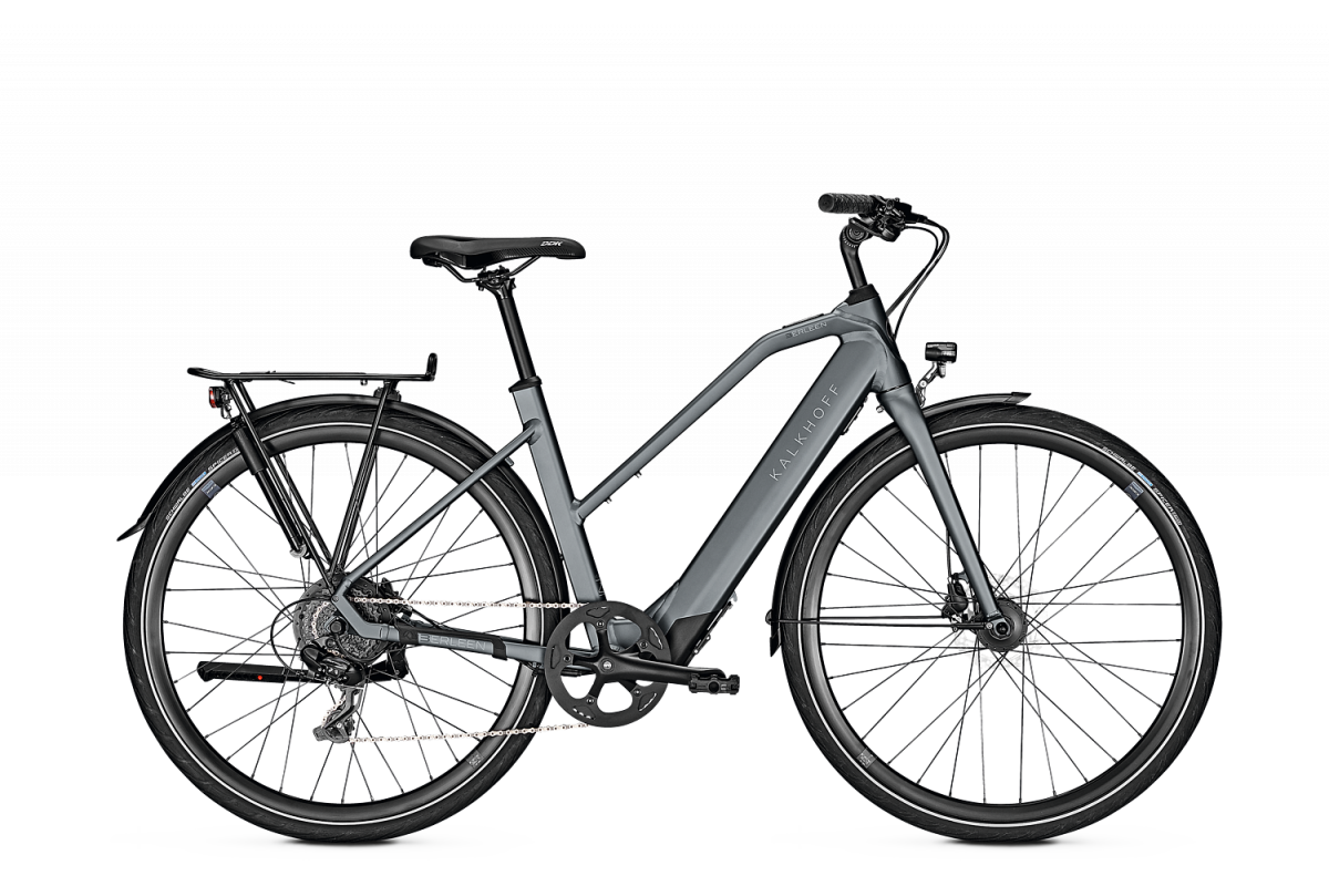 Vélo Urbain Electrique KALKHOFF BERLEEN 5.G MOVE