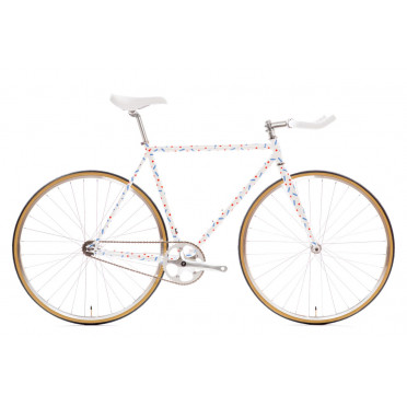 Fixie State Bicycle - Pardi B