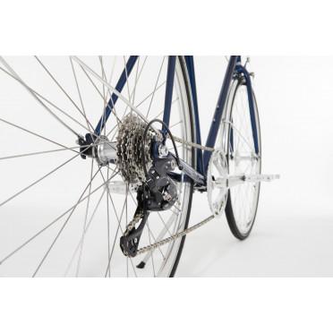 Vélo Urbain IN FINE Asphalt Bleu