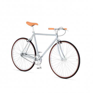 Fixie / Singlespeed BIKEID Diamond 1 - Chrome