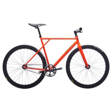 Fixie / Singlespeed POLOANDBIKE CMNDR C04 Orange