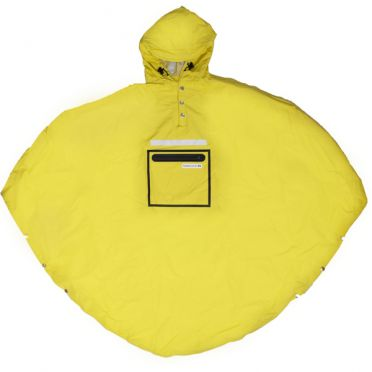 Poncho Imperméable The People's Poncho 3.0 Hardy Jaune