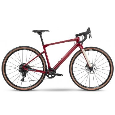 Vélo de Gravel BMC URS Four