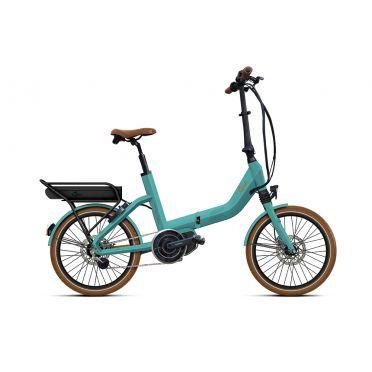 Vélo Electrique Pliant O2Feel Swan Fold Di2 - 2019