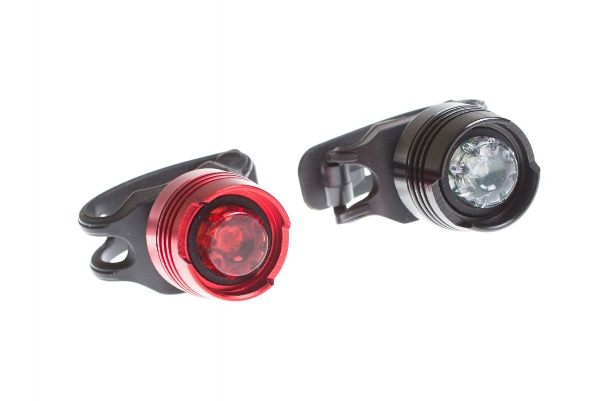Combo Eclairage Vélo Shroom Twin Orb LED