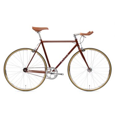 Vélo Fixie / Singlespeed State Bicycle - 4130 - Sokol