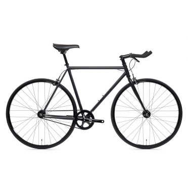 Vélo Fixie / Singlespeed State Bicycle - 4130 - The Matte Black