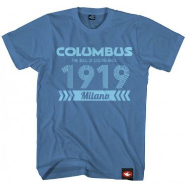 T-Shirt Cinelli Columbus 1919