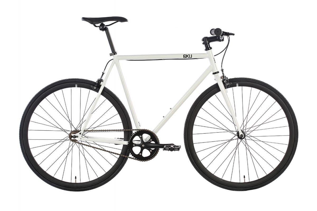 Vélo Fixie / Singlespeed 6KU Bikes - Evian 2