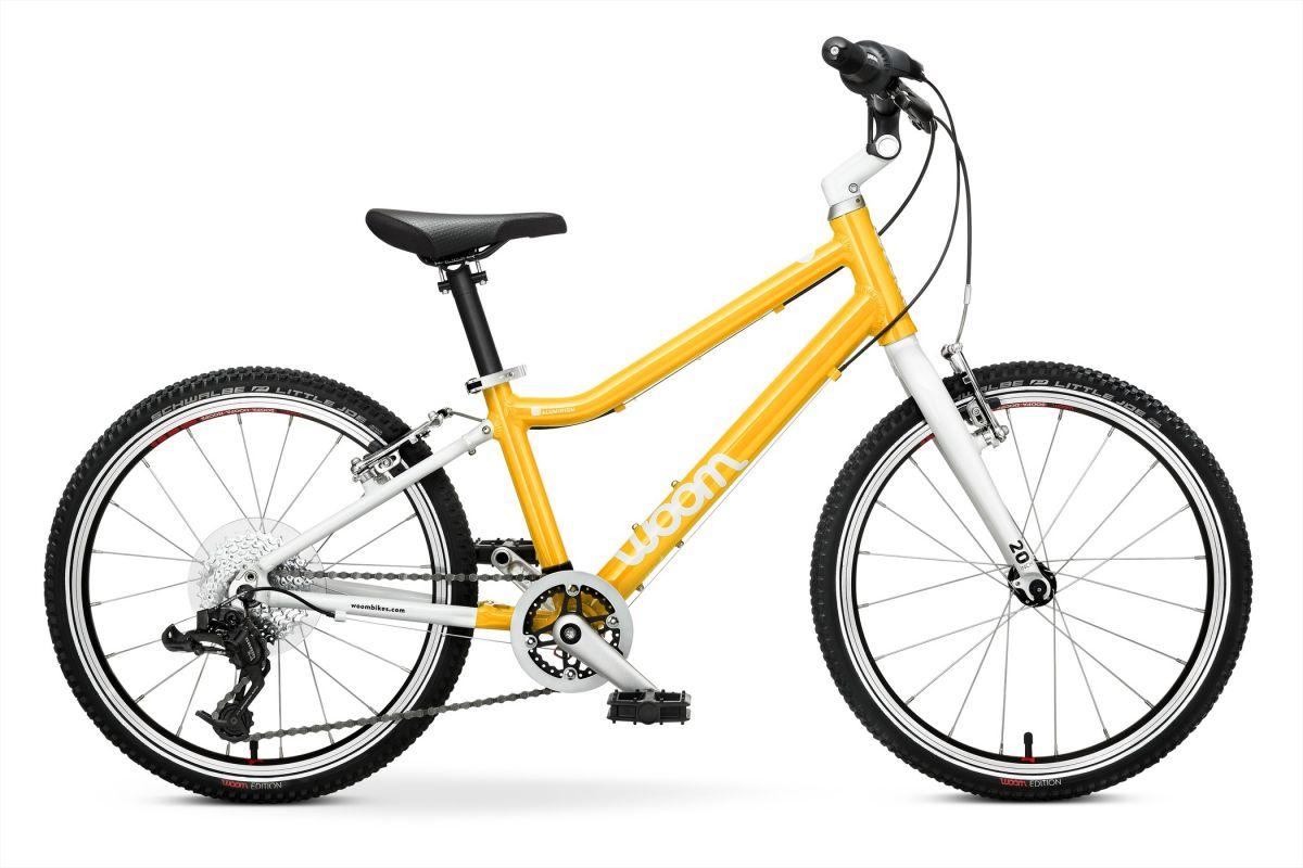 Vélo Enfant 6 - 8 ans WOOM 4
