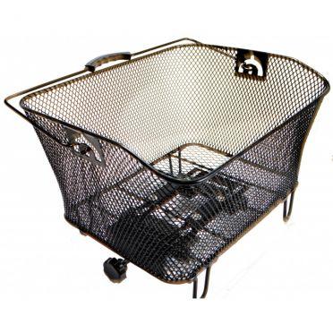 Panier arrière pour porte-bagages P&A compatible VAE