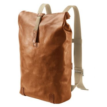 Sac à dos en cuir Brooks Pickwick Hard Leather Large