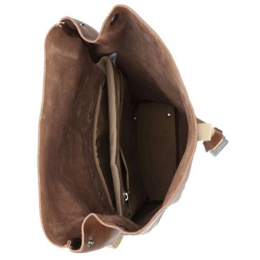 Sac à dos en cuir Brooks Pickwick Hard Leather Small