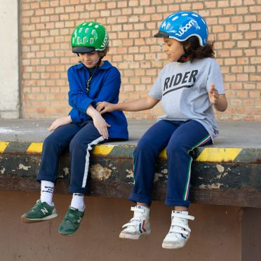 Chaussettes Vélo Enfant WOOM Back To School