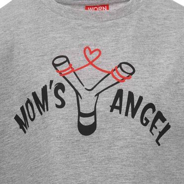 T-shirt Enfant WOOM Mom's Angel