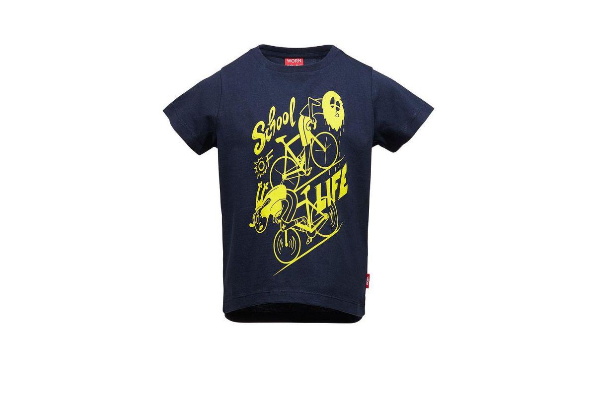 T-shirt Enfant WOOM School Of Life Art