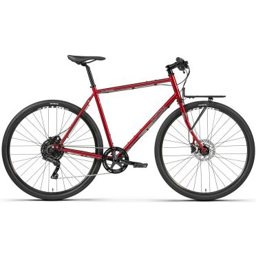 Vélo gravel Bombtrack Arise Geared Dark Cherry - 2021