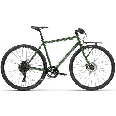 Vélo gravel Bombtrack Arise Geared Metallic Green - 2021