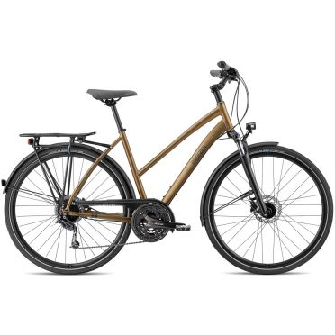 Vélo tout chemin Breezer Liberty S1.3+ step-through - 2021
