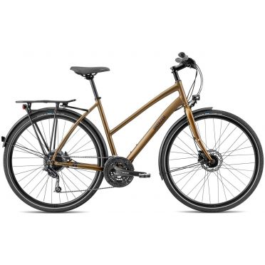 Vélo tout chemin Breezer Liberty R1.3+ step-through - 2021