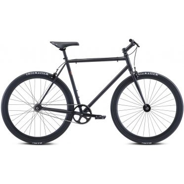 Vélo fixie / singlespeed Fuji Declaration Satin Black - 2021