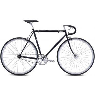 Vélo fixie / singlespeed Fuji Feather Midnight Black - 2021