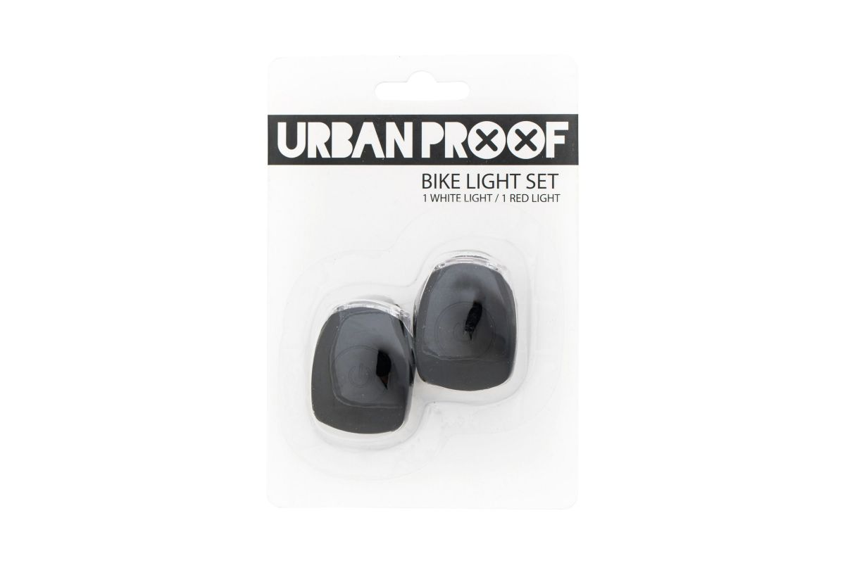 Lampe vélo LED Urban Proof Silicon