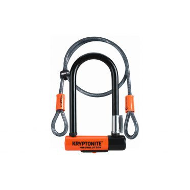 Antivol Vélo KRYPTONITE EVOLUTION MINI -7 + Cable FLEX