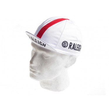 Casquette cycliste vintage - Raleigh