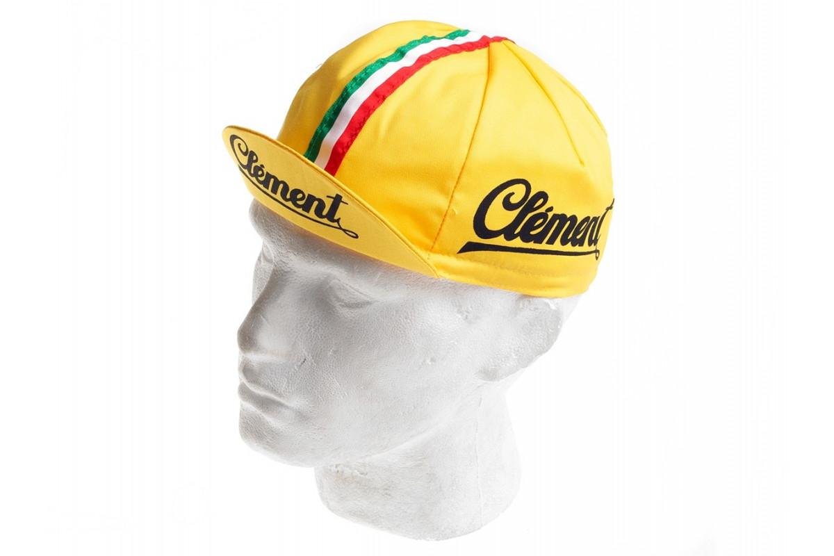 Casquette cycliste vintage - Clément