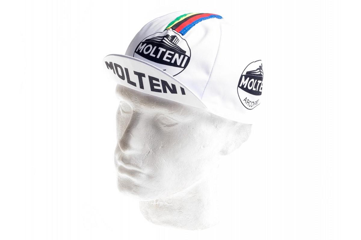 Casquette cycliste vintage - Molteni
