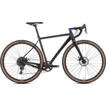 Vélo Gravel NS Bikes Rag+ 2 Black - 2021