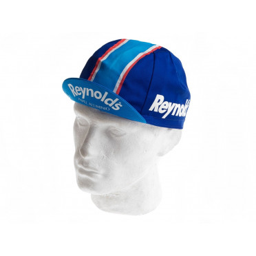 Casquette cycliste vintage - Reynolds