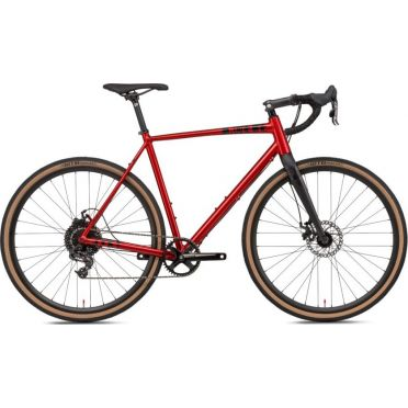 Vélo Gravel Octane One Gridd 2 Red - 2021