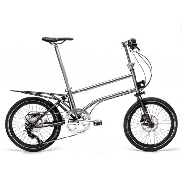Accessoire pour vélo pliant VELLO - Porte-bagage arrière