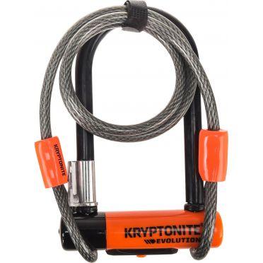 Antivol Vélo KRYPTONITE EVOLUTION MINI -7 + Cable FLEX