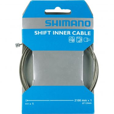 Câble de dérailleur inox Shimano
