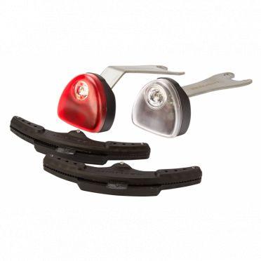 Kit d'éclairage vélo magnétique Reelight CPH Light