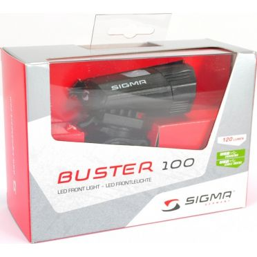 Eclairage avant USB Sigma Buster 100