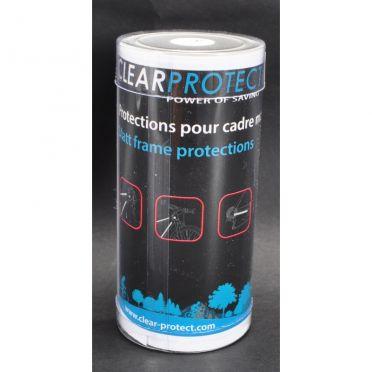 Protection de cadre matte Clear Protect