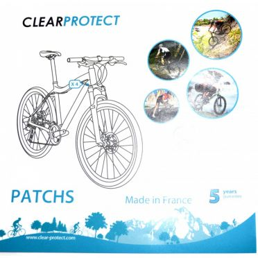 Protection anti-frottement des gaines Clear Protect